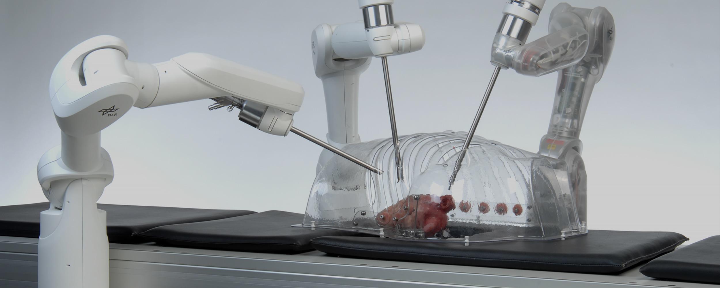 Should we trust robotic surgery?