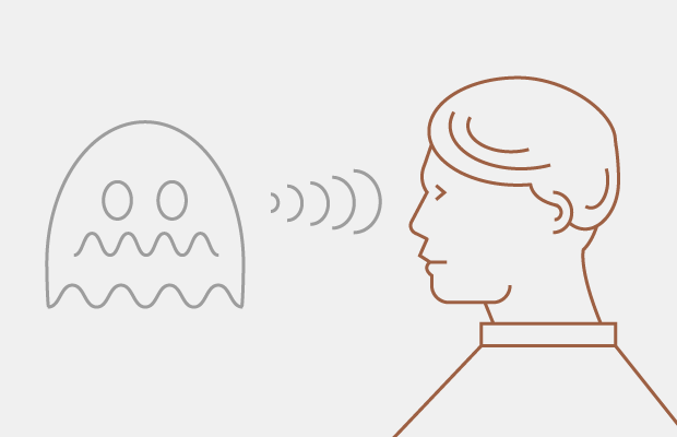 Why don't ghosts communicate with us more directly? — Question на Hopes&Fears