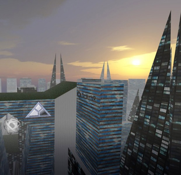 How virtual reality is turning browsers into walkable cities — Internet на Hopes&Fears