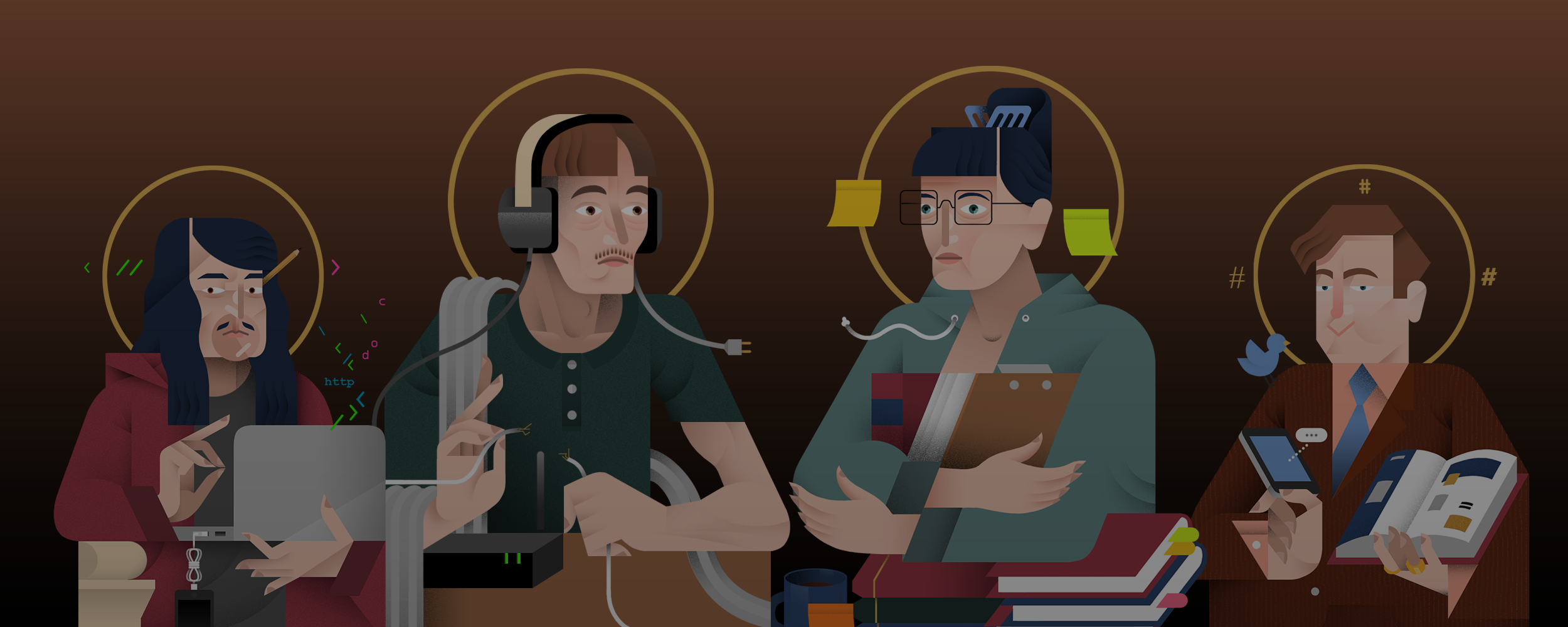 Modern saints: Meet the patron saints of Wikipedia editors, video game athletes and developers