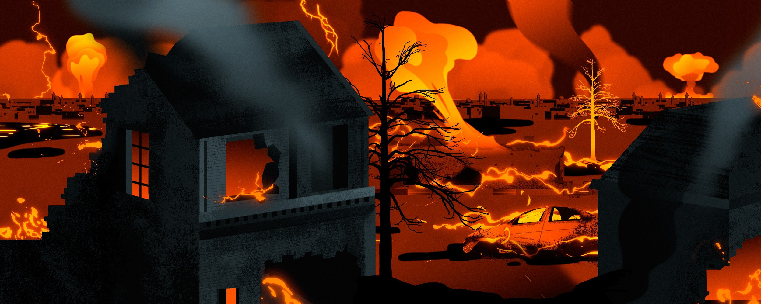 Apocalypse now: the changing face of mass destruction