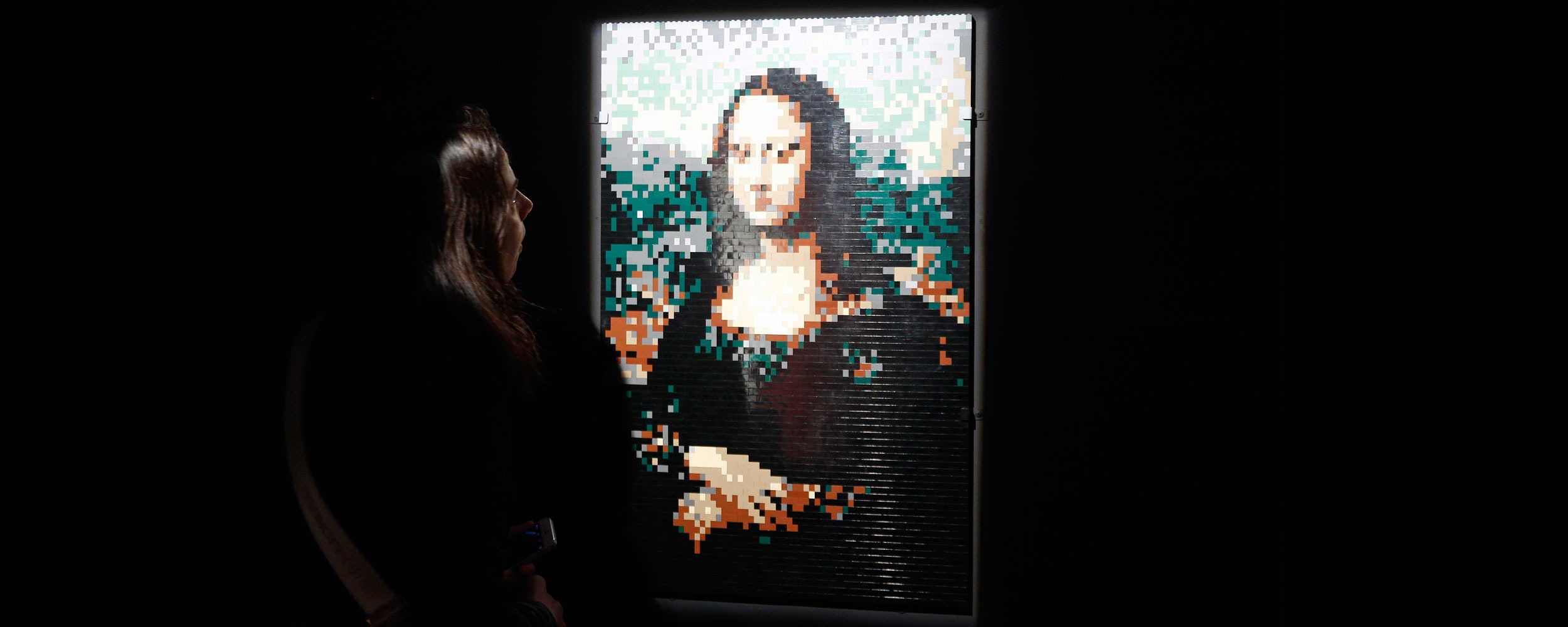 The dubious relationship between Lego and the art world