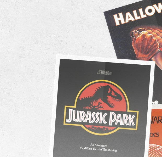 From Psycho to Jurassic Park: exploring iconic movie poster typography — Design на Hopes&Fears
