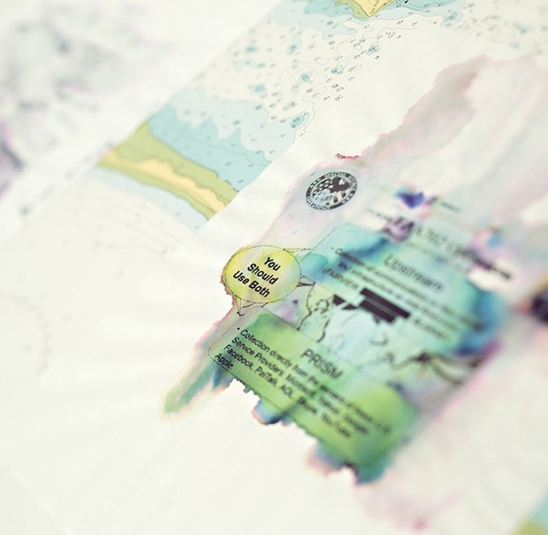 We can neither confirm nor deny that this artist waterboarded CIA documents — Art на Hopes&Fears