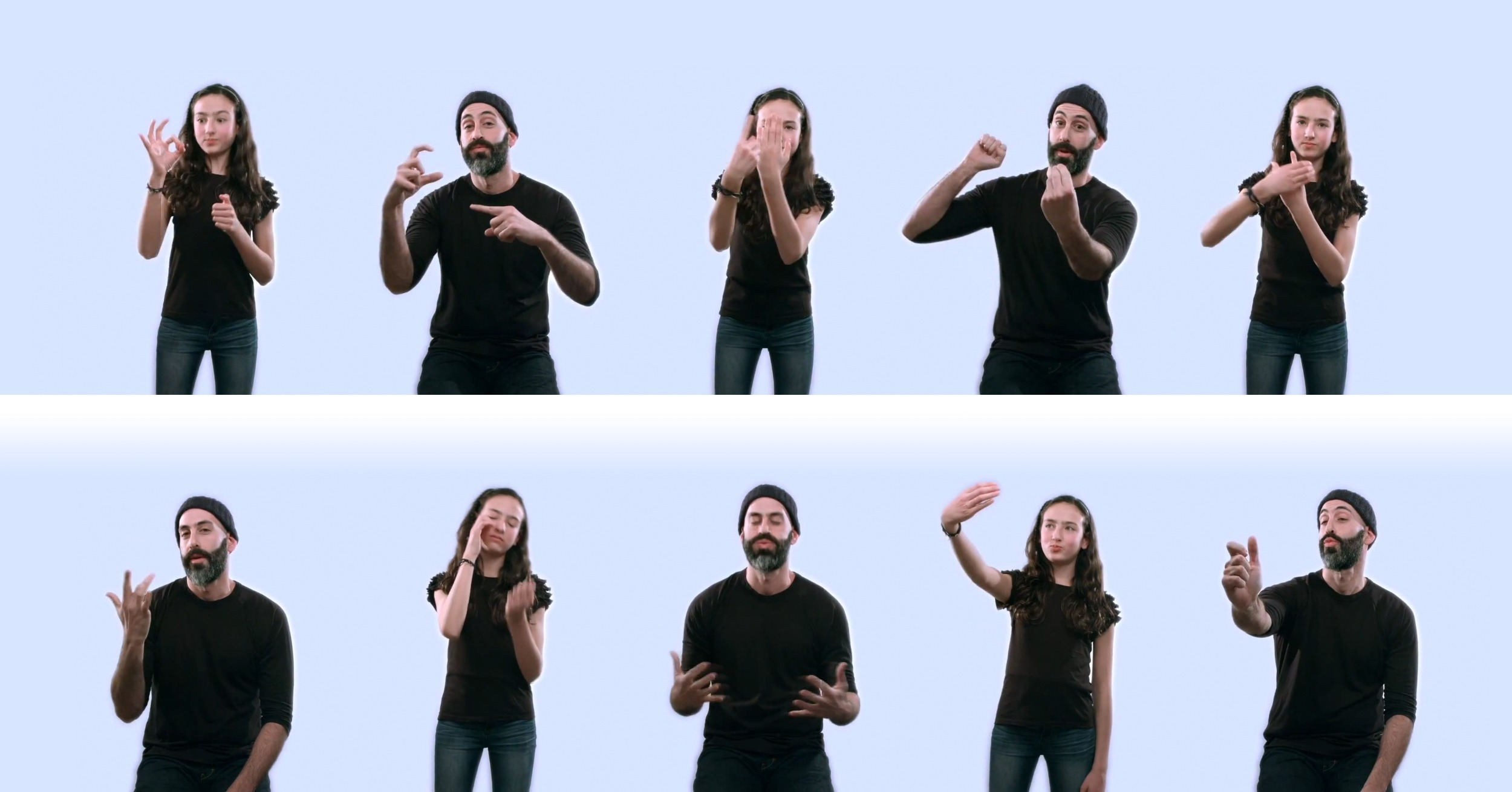 Internet slang meets American Sign Language