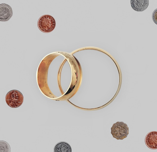 How long does an average marriage last around the world? — City Index на Hopes&Fears
