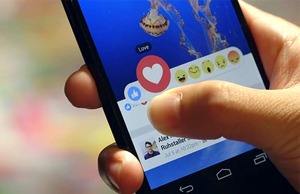 """How will Facebook's """"reactions"""" play with our emotions?"""