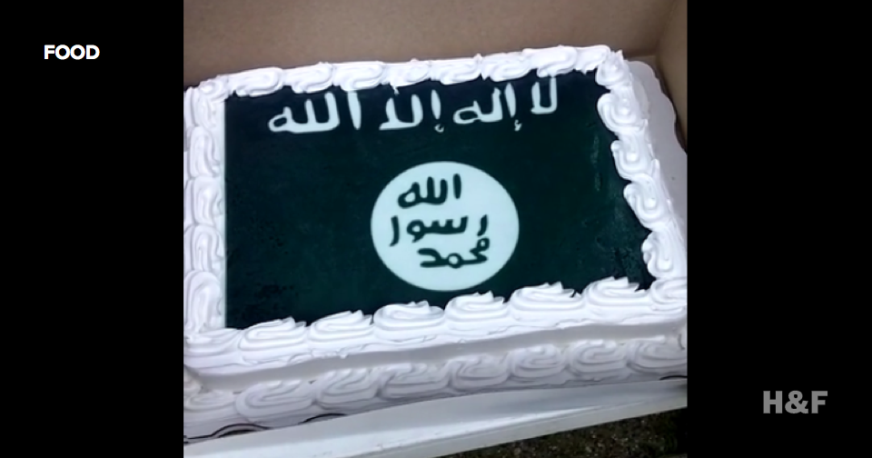 Walmart made an ISIS cake, said sorry after
