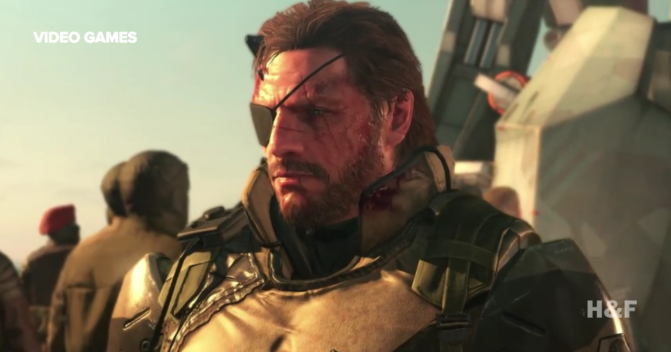 Watch Hideo Kojima's last trailer for Metal Gear Solid