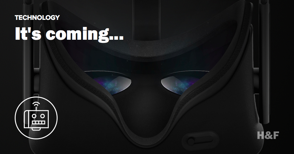 Oculus Rift for all, soon