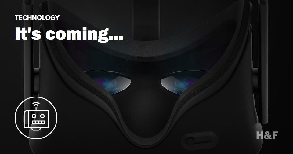 Oculus Rift for all, soon