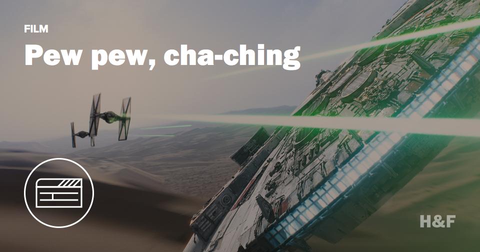 Star Wars trailer increased Disney's value by $2 Billion