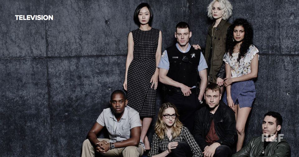 Netflix's Wachowskis' Sense8 episodes been torrented a half a million times in three days