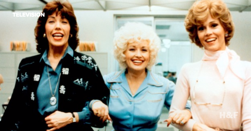 Dolly Parton wants the '9 to 5' cast to reunite on her co-stars' show 'Grace and Frankie""