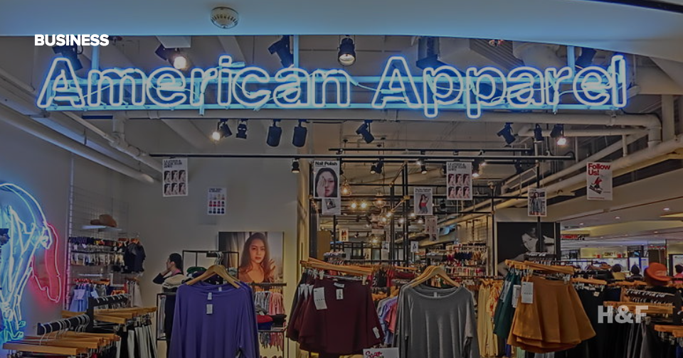 American Apparel lost $19 million in last quarter
