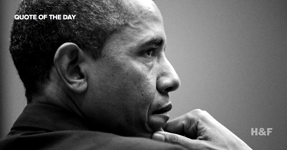 "Obama had a roundtable discussion with federal inmates to discuss the ""injustice system"""