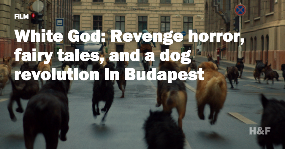 White God: Revenge horror, fairy tales, and a dog revolution in Budapest