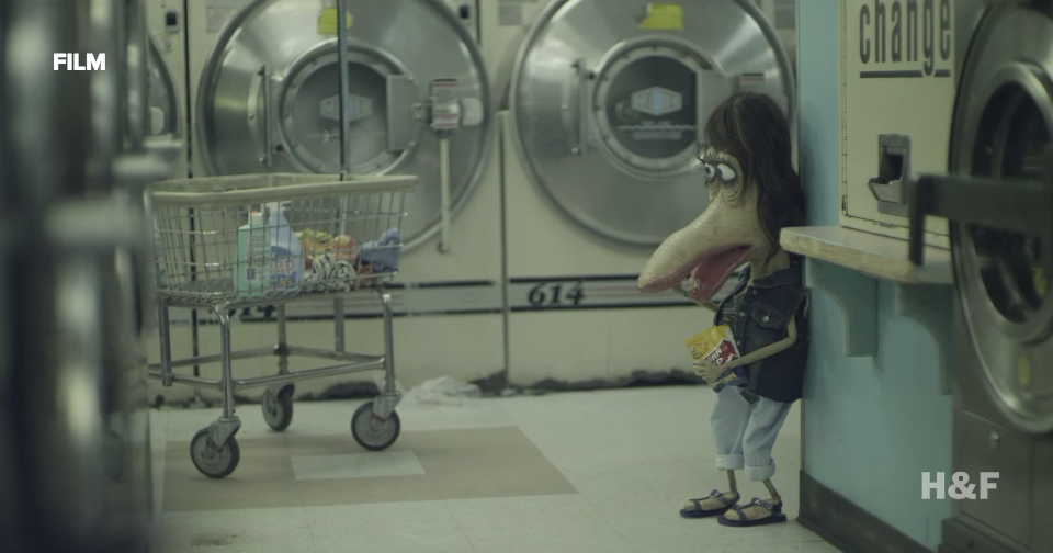 Kathleen Hanna is an adorable alien who can't flirt in 'Mryna the Monster'