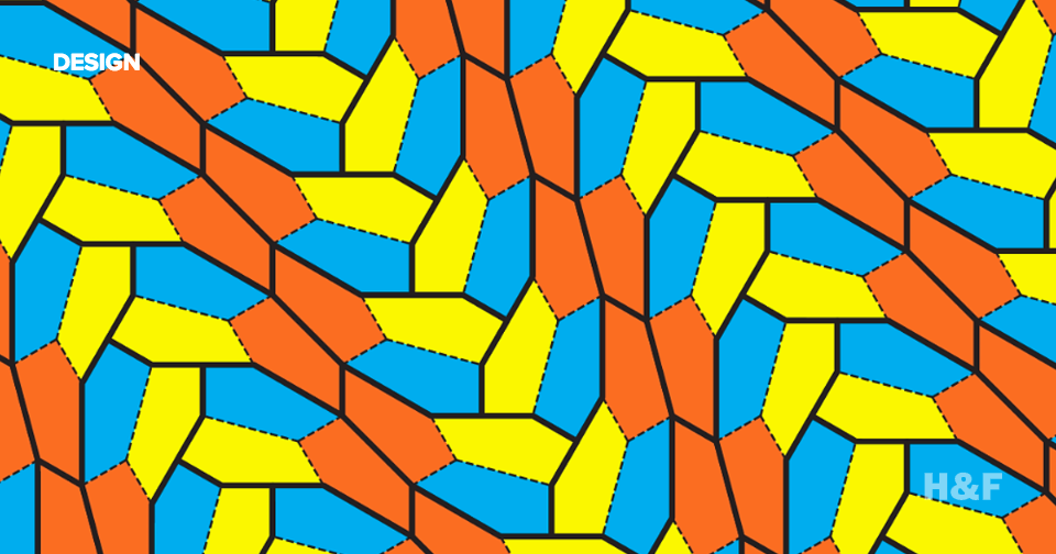 New tessellating pentagonal shape discovered