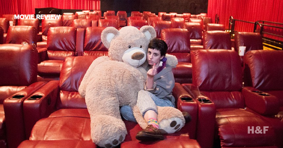 I watched 'Ted 2' with my teddy bear and realized the world is evil