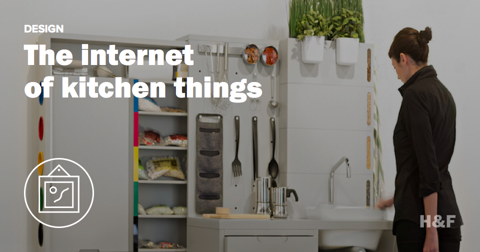 Ikea's kitchen of the future will do everything but cook