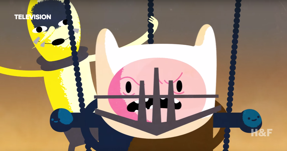 'Madventure Time' is the 'Adventure Time'/'Mad Max' mashup we needed