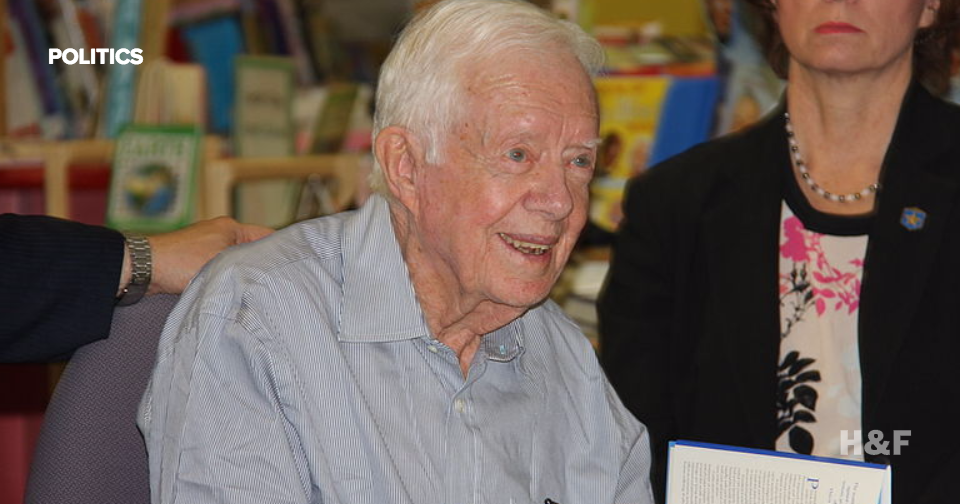 Former President Jimmy Carter has liver cancer