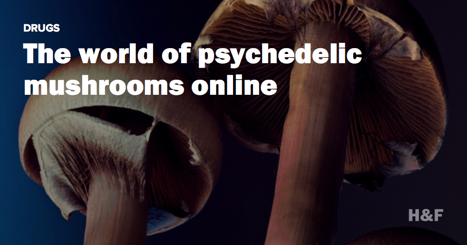 The world of psychedelic mushrooms online
