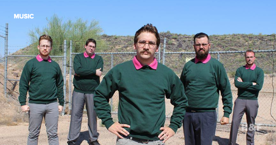 Hey-diddly-ho neighborinos, Okilly Dokilly is the world's first Ned Flanders-themed metal band