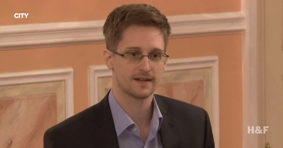 "31-year-old Edward Snowden makes Russia's ""30 under 30"" hot list"
