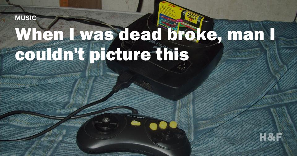 "What Biggie's aspirations for ""Super Nintendo, Sega Genesis"" in '94 would've cost"