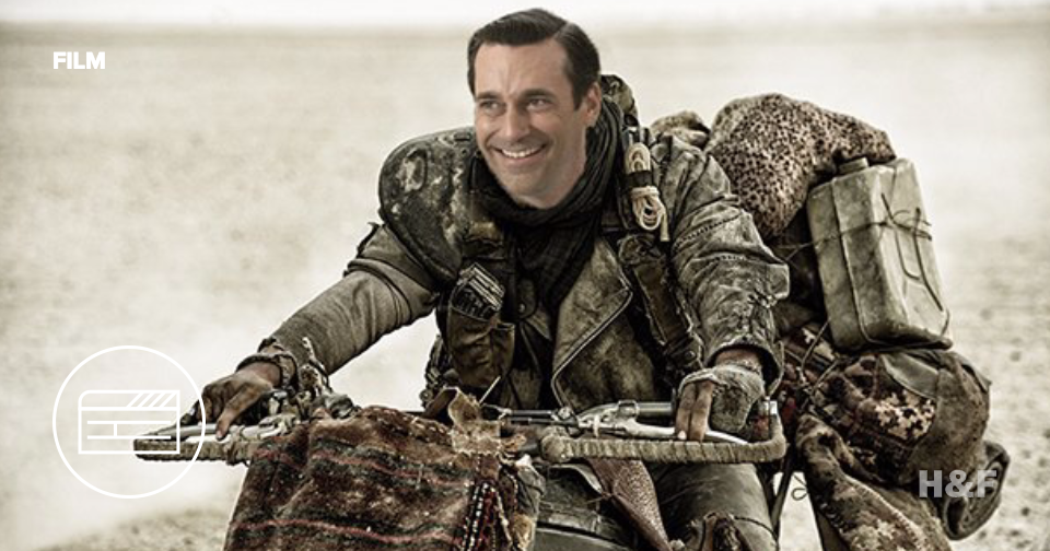 Photoshop Mad Max and Mad Men together, win two tickets to Mad Max: Fury Road
