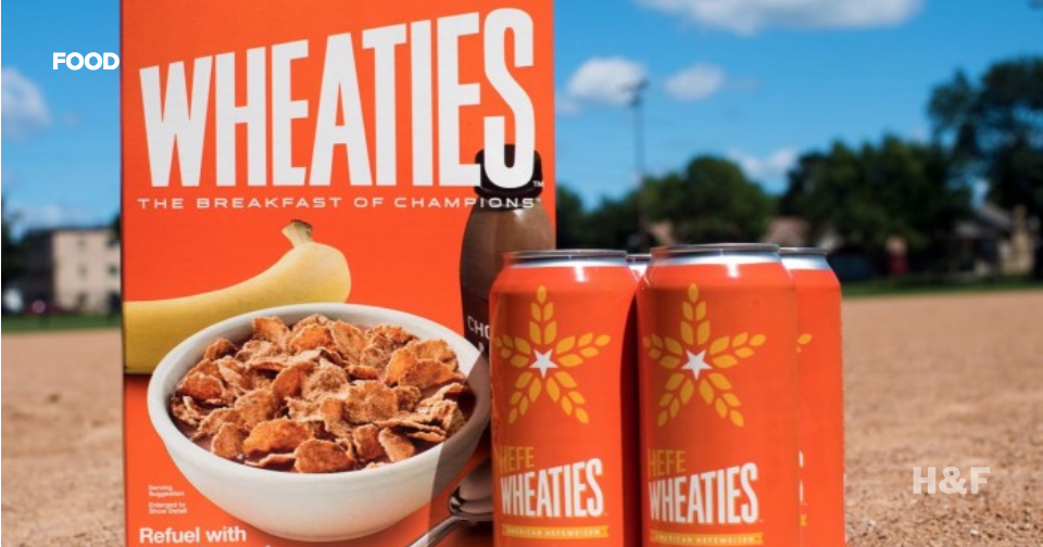 Wheaties and Fulton Brewery just made beer part of a complete breakfast