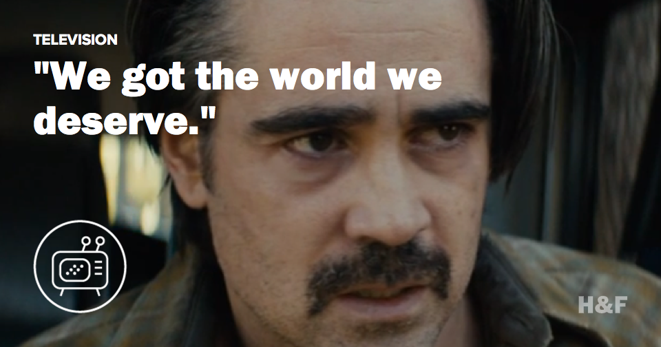 Here's a new True Detective trailer