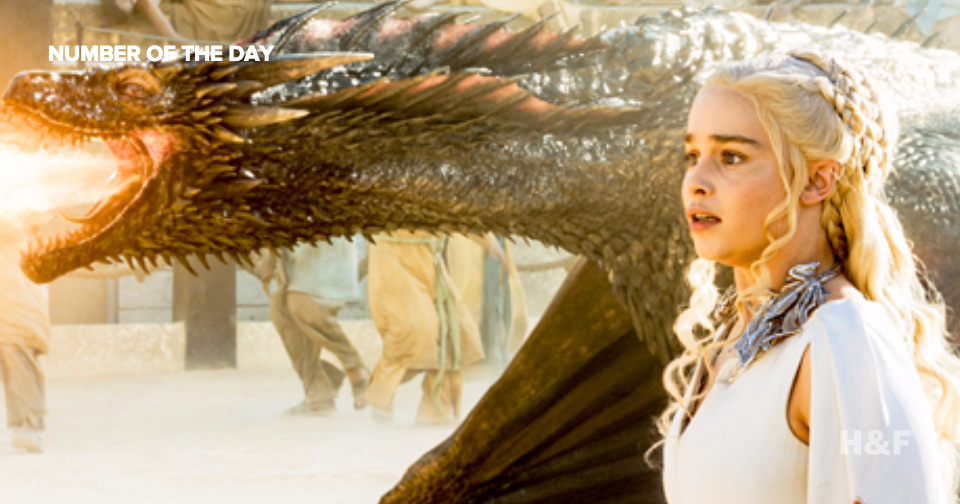 A record 8.1 million watched the Game of Thrones season 5 finale