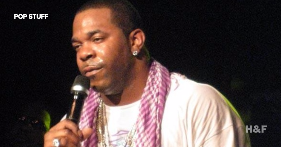 Busta Rhymes arrested for chucking a protein drink at a gym employee