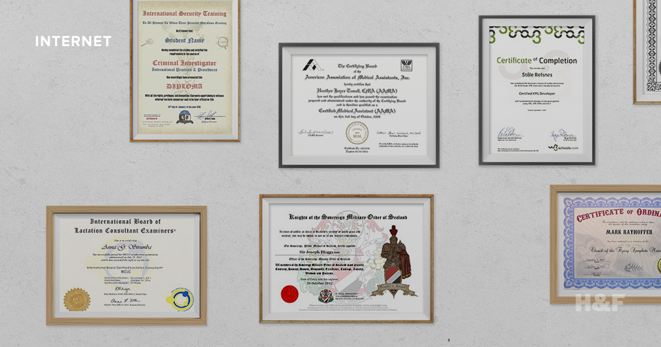 All the weird certifications you can get online, from Beer Judge to Pokemon Professor