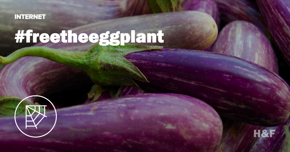 "Instagram censors your ""eggplant"""