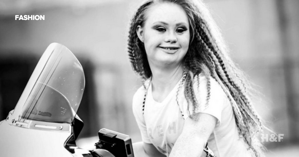 Madeline Stuart to be second model with Down's Syndrome to appear on NYFW runway