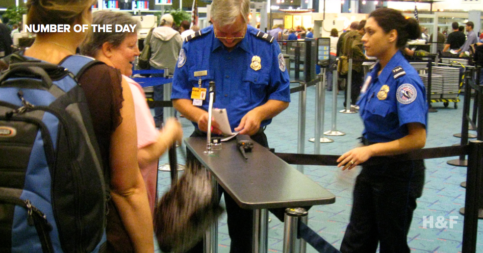 TSA failed to detect 95% of mock explosives smuggled through airport checkpoints in investigation
