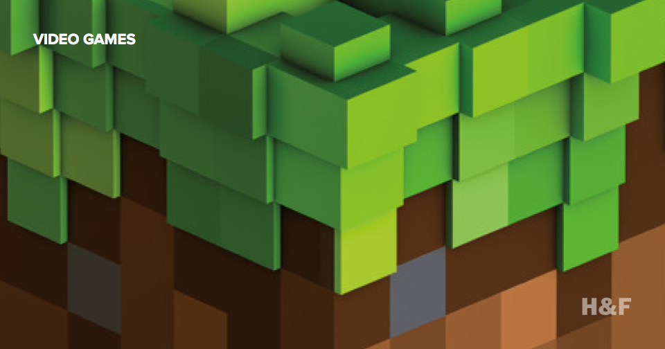 Minecraft's soundtrack is finally getting a classy vinyl release