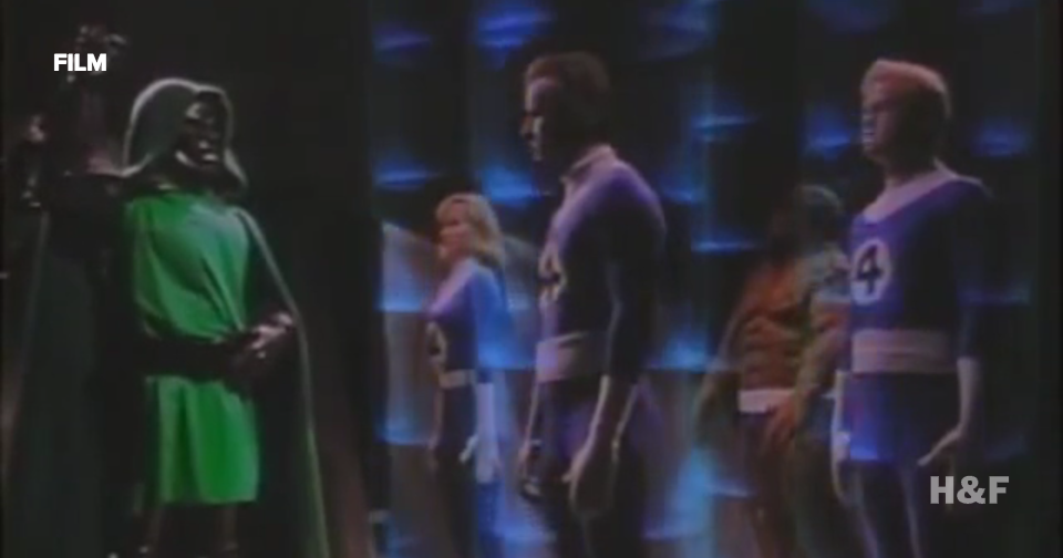 The unreleased 1994 'Fantastic Four' is streaming (for now)