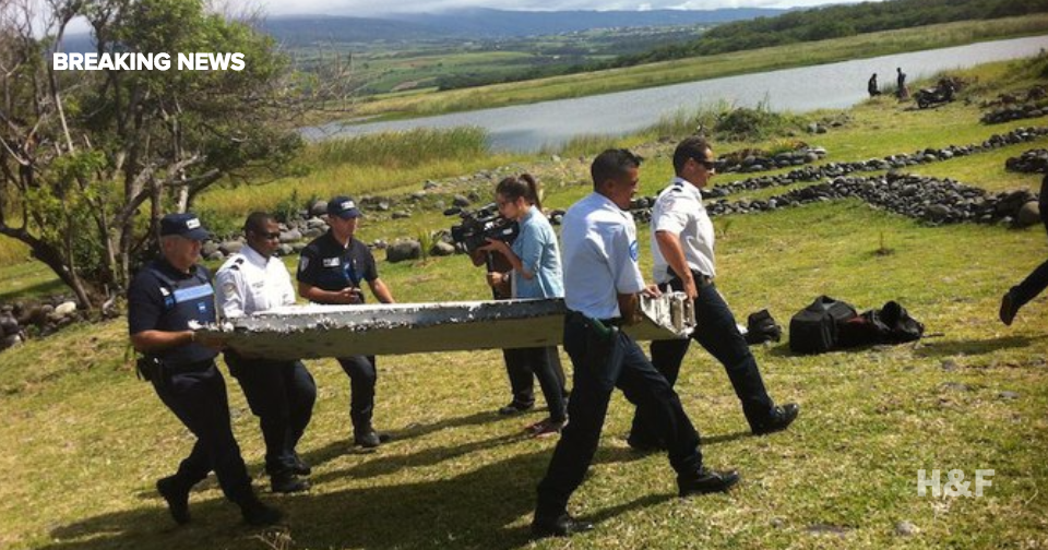 "Debris found on island ""very likely"" from MH370"