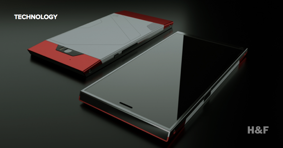 First Liquid Metal phone, the Turing, available for preorder July 31