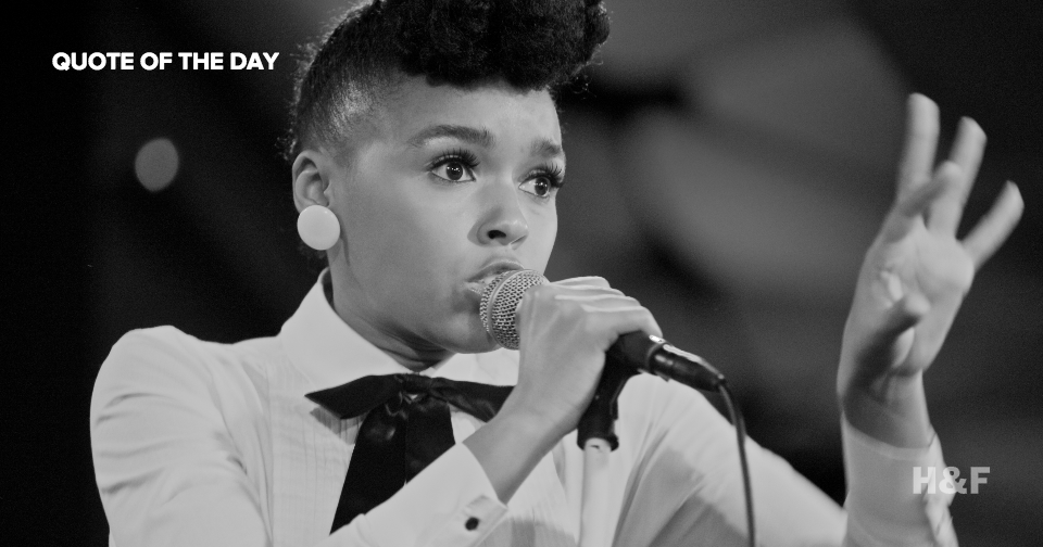 "Janelle Monàe told the 'Today' show's audience she ""will not be silenced"" until they cut her off"