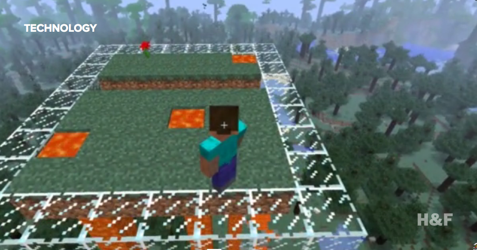 Robots play Minecraft to get smart, are generally awful at planning