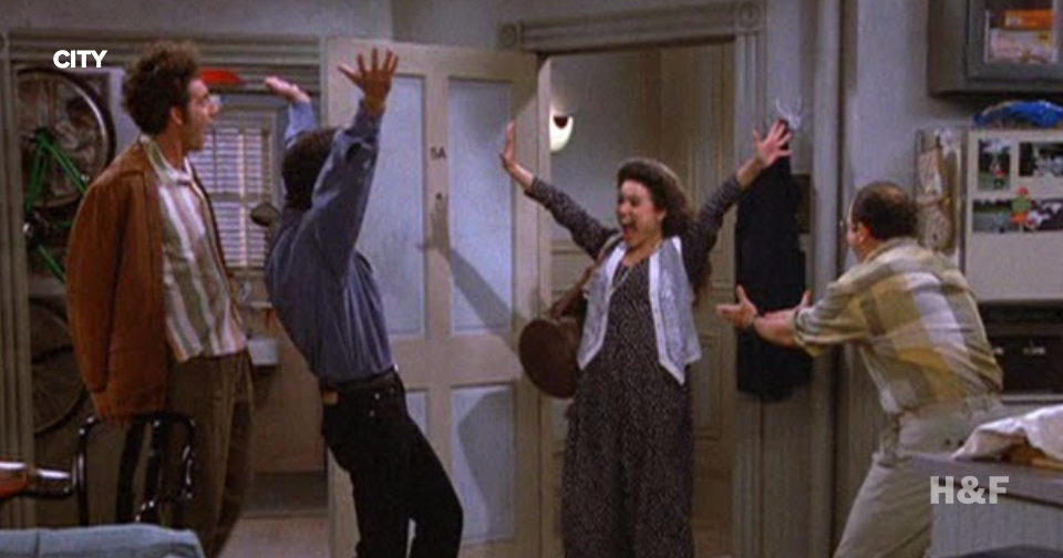 Visit a real world version of Seinfeld's apartment, courtesy of Hulu