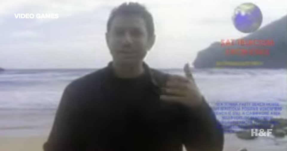 Jeff Goldblum congratulates you on surviving the Jurassic Park game, now go outside and meet someone