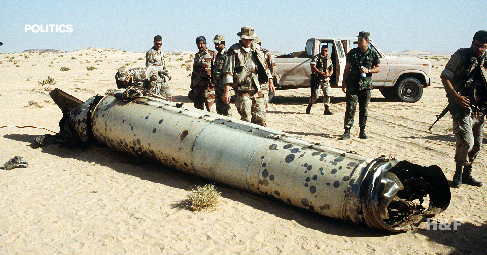 How a hashtag warned the US of a missile fired by Yemeni rebels
