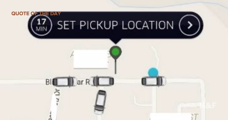 """I know this seems a misleading"": the cars that pop up when you open Uber aren't really there"